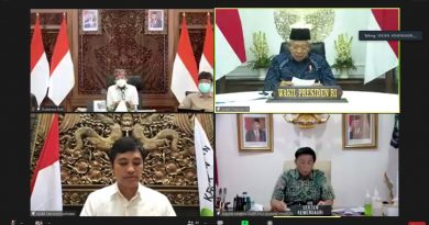Kemendagri Apresiasi Pemprov Bali Tindaklanjuti Inmendagri PPKM Level Empat dengan Surat Edaran Gubernur