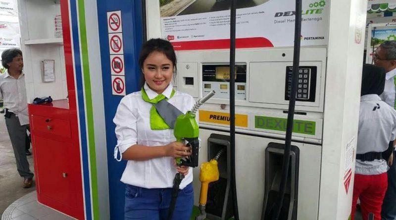 Perdana! Penyaluran BBM Pertamina Dex 50 PPM di Indonesia