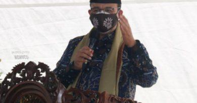 Gubernur Anies Harapkan Kehadiran Masjid At-Tabayyun Ciptakan Ketenangan dan Keteduhan Antarumat Beragama