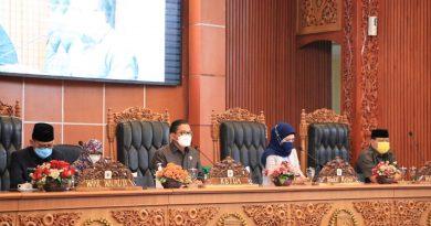 Rapat Paripurna DPRD Kota Depok Sahkan APBD Tambahan Sebesar Rp 3,3 Triliun Rupiah